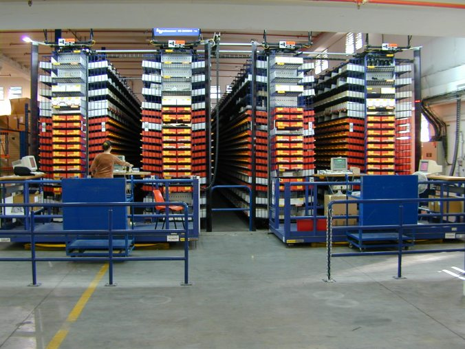 warehouse scsa